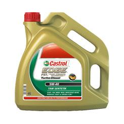 Castrol Edge 5W-40 TD 4Lt