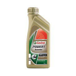 Castrol Power1 Scooter 4T 10w-40 1Lt